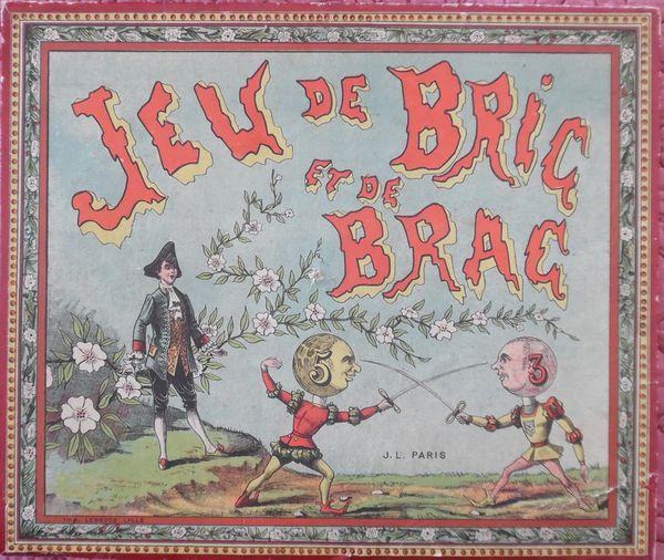 Bric et Brac, de bric et de broc...