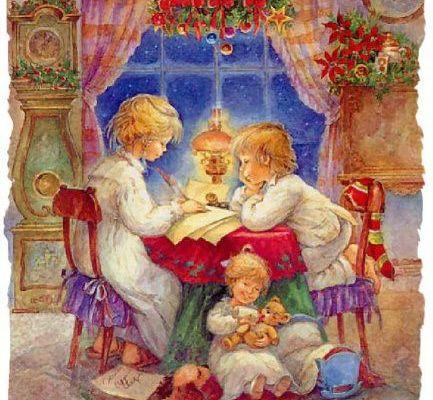 Noël magique...