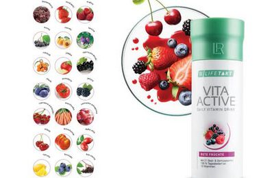 Vita Active fruits rouges