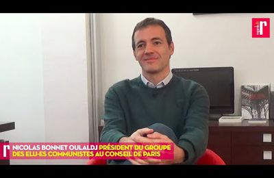 Nicolas Bonnet - La Midinale de Regards - 23/11/20