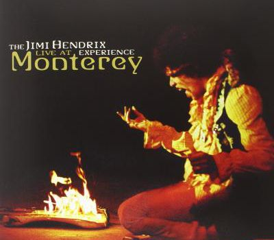 Jimi Hendrix – Live at Monterey 18/06/1967