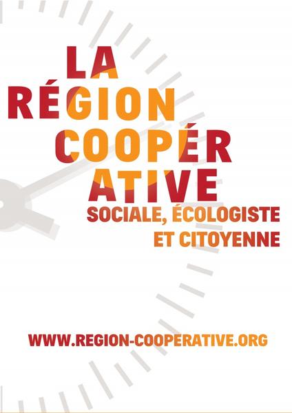 """11,5% pour """"la Région coopérative"""", c'est un bon début, on continue ! ..."""