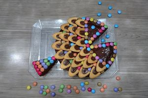 Gâteau poisson au chocolat