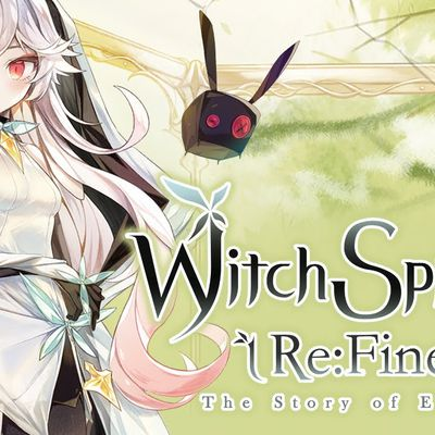 [Test] WitchSpring3 [Re:Fine] - The Story of Eirudy