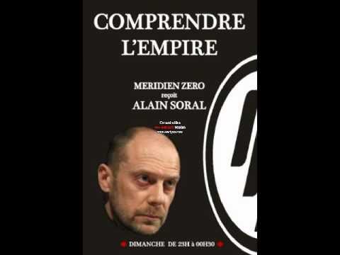 Comprendre l'empire avec Alain SORAL