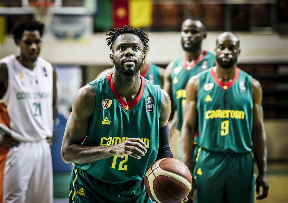 Revue d'équipe de FIBA Afrique pour l'AfroBasket 2021 : le Cameroun
