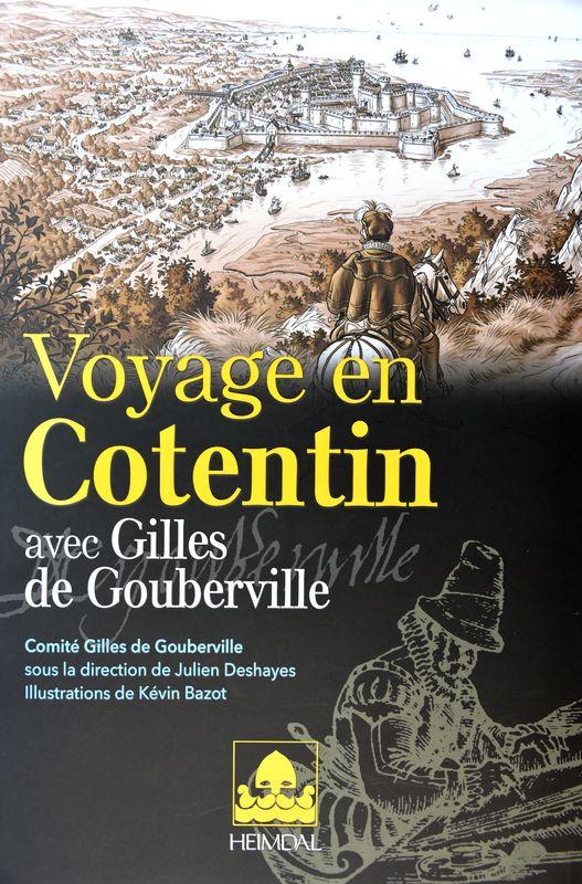 Livre du mois : Voyage en Cotentin