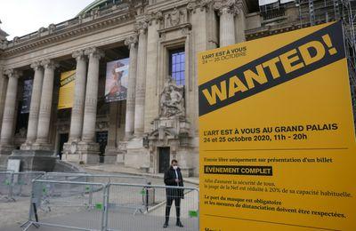 Wanted! L'Île aux trésors d'Emmanuel Perrotin au Grand Palais