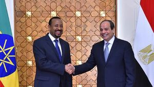 Ethiopian PM says to preserve, increase Egypt's share of River Nile