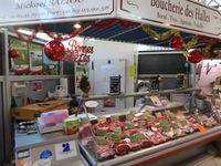 Bretagne : La boucherie des Halles de Lannion et ses produits du terroir breton