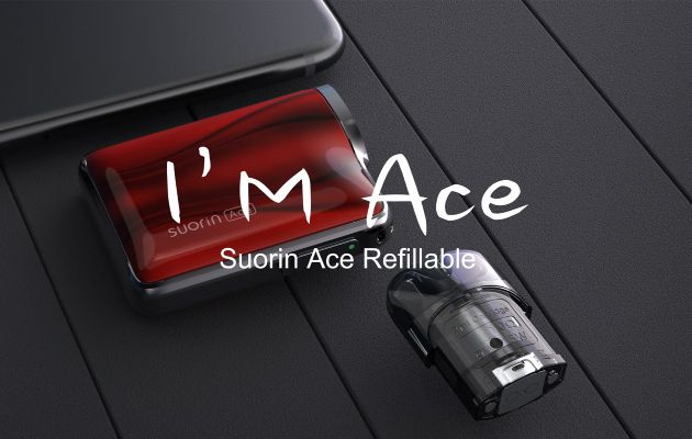 Test - Pod - Ace de chez Suorin