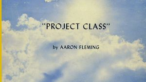 Aaron Fleming - Project Class