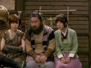 [Drôles de dames en mode Joseon] The huntresses  조선미녀 삼총사
