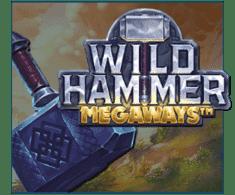 machine a sous Wild Hammer Megaways logiciel iSoftBet