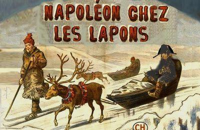 ALBUM « NAPOLÉON CHEZ LES LAPONS »