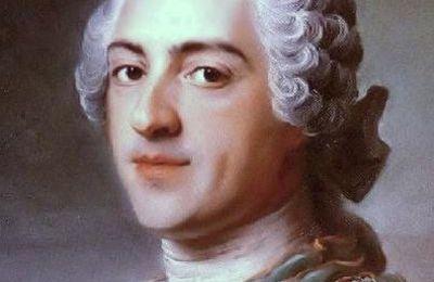 Un début de mois de juillet 1744 très royal à Béthune