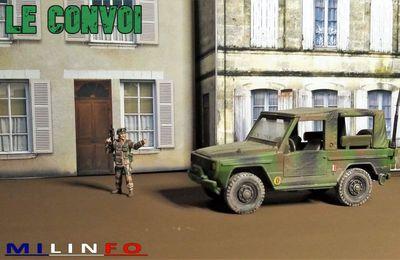 Mise en scène : convoi militaire (par David T.)