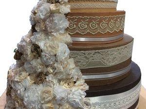 Un gâteau pour les 10 ans du salon du mariage de Rouen
