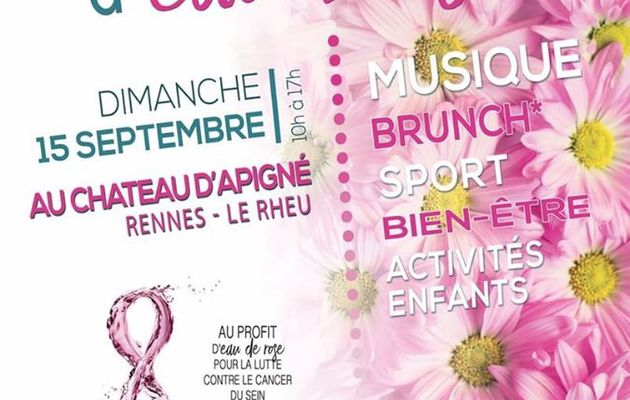 Garden Party 2019 de l' association Eau de Rose