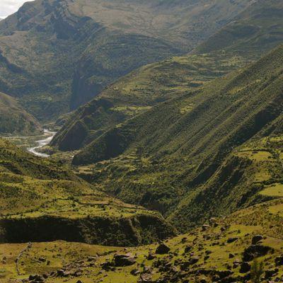Les Vagues du Pérou : petit catalogue touristique