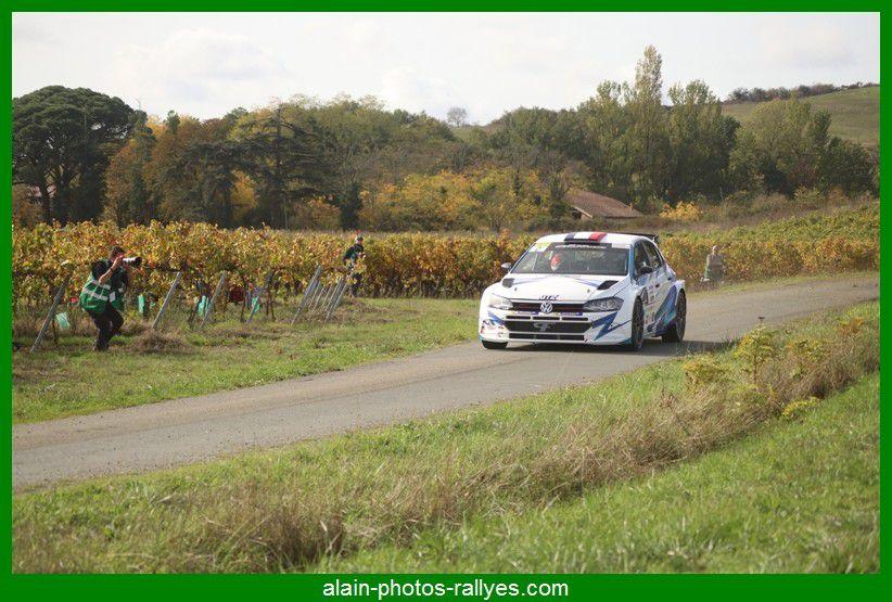 Rallye des Cotes Du Tarn 2020