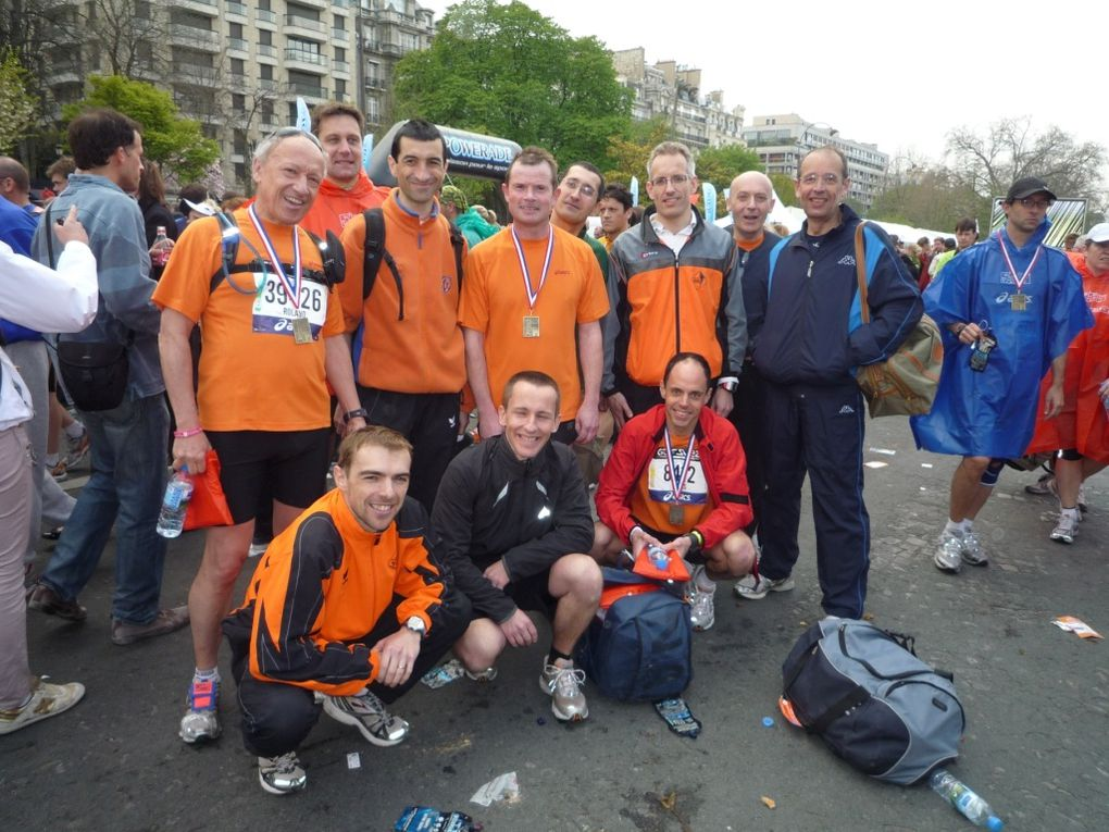 Album - Marathon-Paris-2009