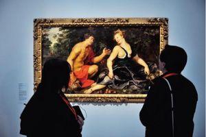 Contemplation d'une oeuvre d'art et passivité