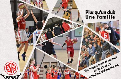 L'Entente Sportive Hénin-Beaumont Basket recrute