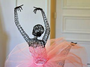 Corinne Halimi Di Domessini, Danseuses en tutu rose