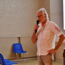 Colmars les Alpes, Conférence de Jean Christophe Labadie.