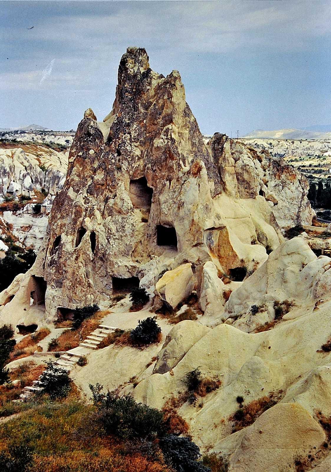 La Cappadoce - Turquie (1er Partie)