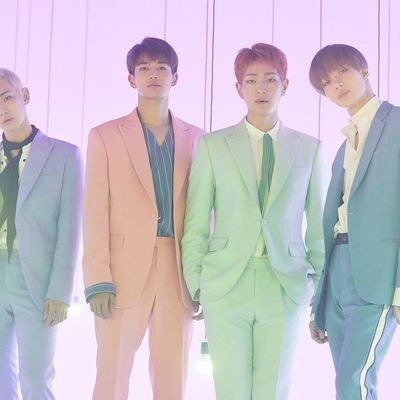 """SHINee publie leur nouveau single japonais """"Sunny Side"""""""