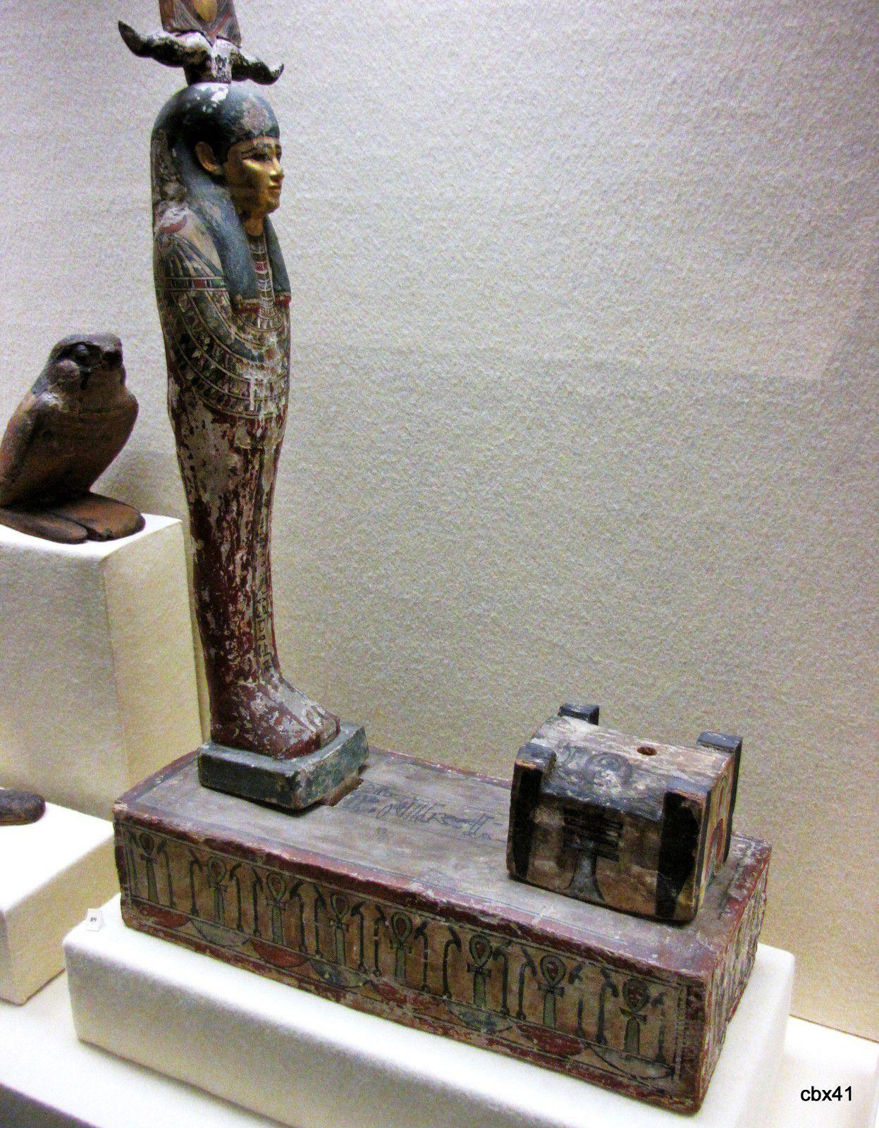 Statuette de Ptah-Sokar-Osiris au nom d'Horresnet
