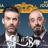 """Le Croisic - Théâtre en Automne : """"Gil et Ben"""" avec Gil Alma et Benoit Joubert - 3 juillet 2021 - Ensemble en presqu'ile de Guérande"""