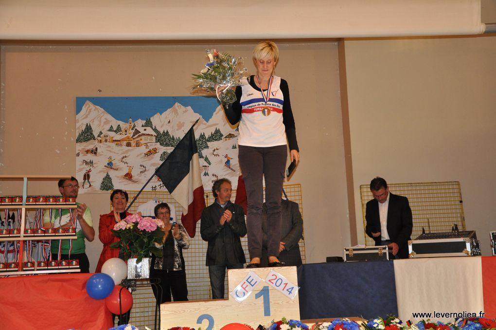Championnats de France course à pied et VTT des élus 2014 à Fursac dans la Creuse
