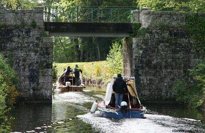 Permettre la navigation à un plus grand nombre de personnes sur rivières et canaux de Bretagne ...