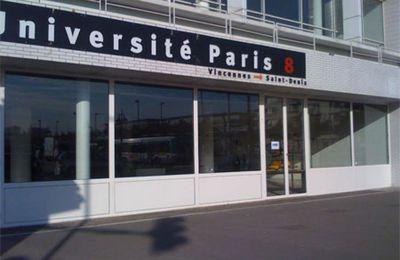 Solidaires de la grève des personnel-les à l'Université de Saint-Denis (Paris 8)