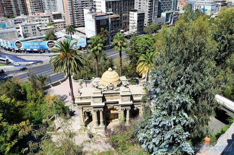 Santiago, (Chili en camping-car)