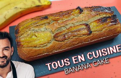 Tous en Cuisine : Le Banana Cake de Cyril Lignac !