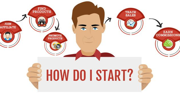 How to Start an Affiliate Business Online