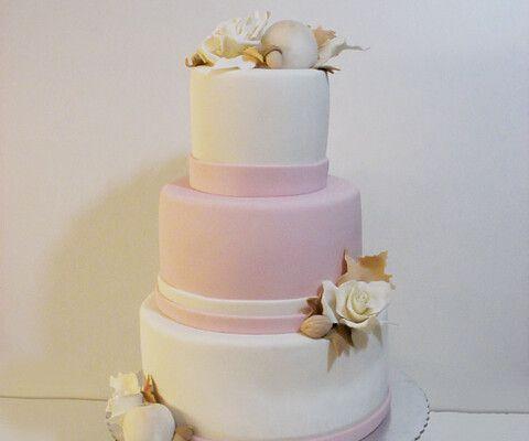 """Gâteau de mariage """"Automne"""""""