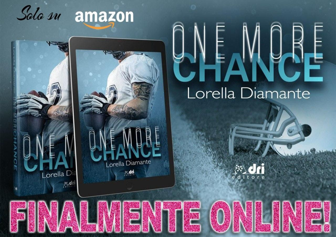 Cover Reveal One more chance