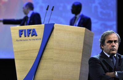 Présidence de la FIFA : Platini, l'idole aux pieds d'argile ?