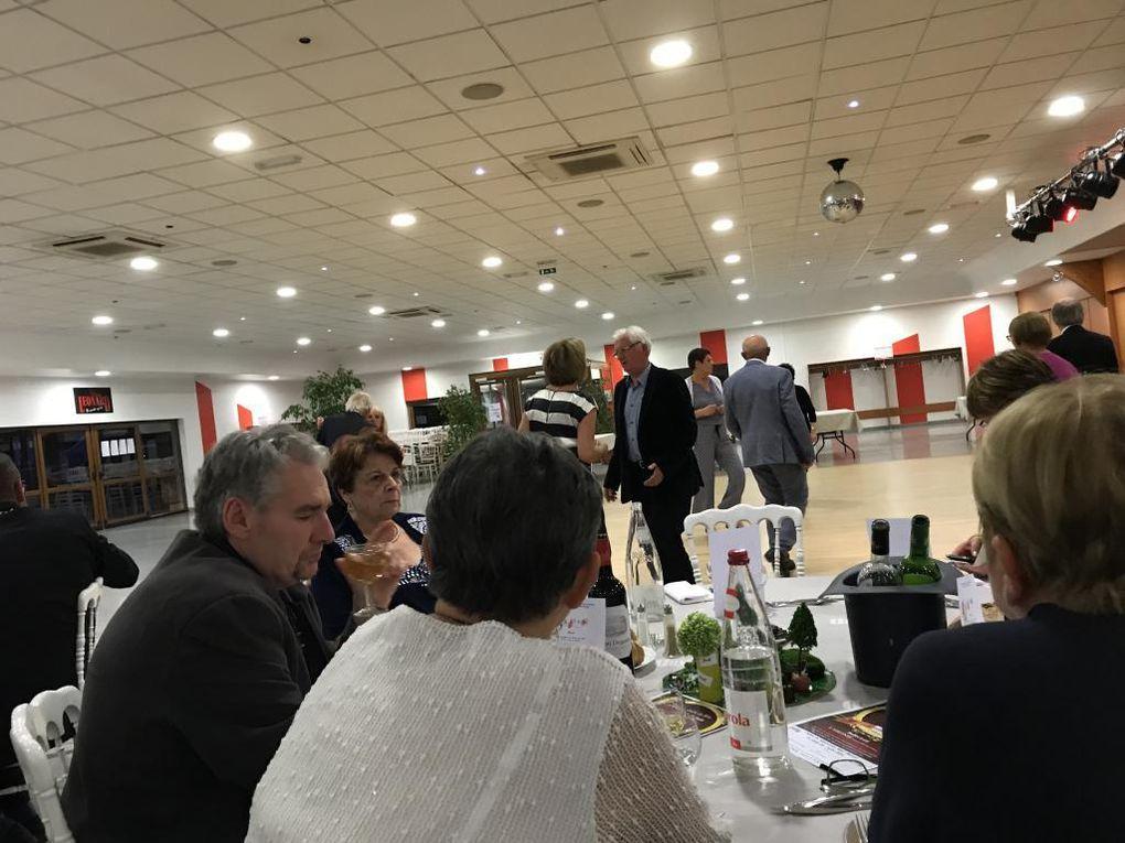 Conseil Français des Confréries. Epinal le 28 avril 2018.