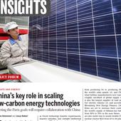 La Chine pilier du combat climatique