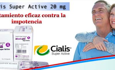 Comprar Cialis (Tadalafil) tratamiento para la impotencia