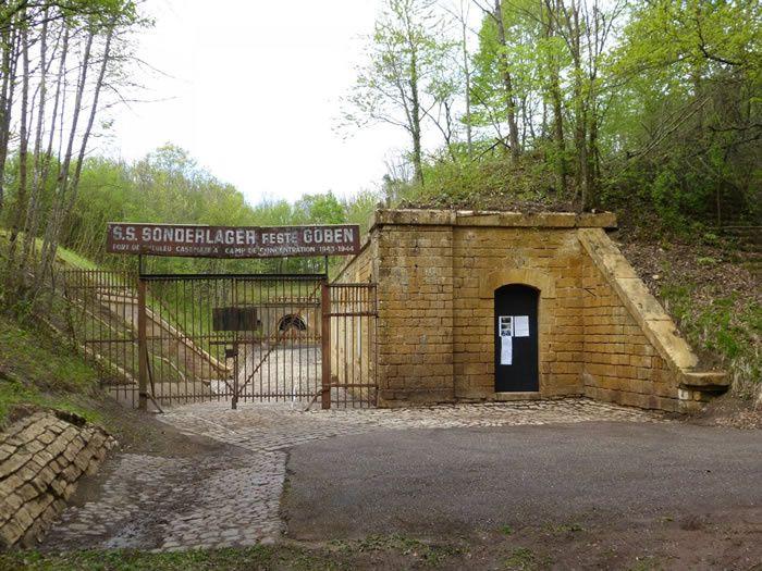 Camp d'internement du fort de Queuleu