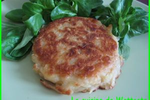 Boxty pancakes - Galettes de pomme de terre