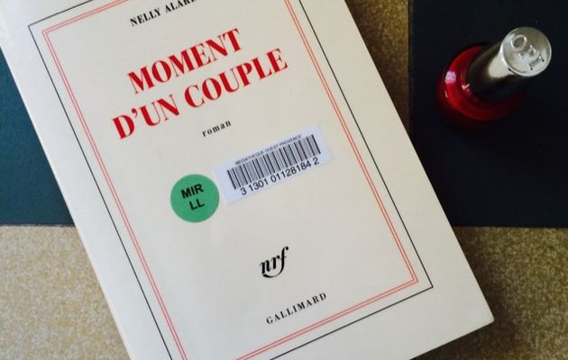 """Moment d'un couple"" de Nelly Alard"
