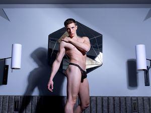 La marque L'Homme Invisible  - nouvelle collection - Corentin !